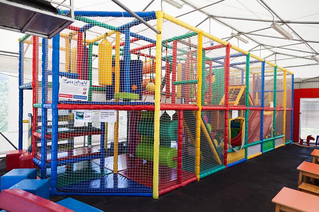 Instalaciones Zona Infantil